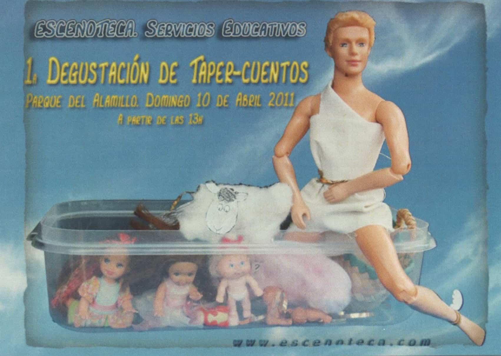 Degustación de tapercuentos - Proyectos especiales de Escenoteca